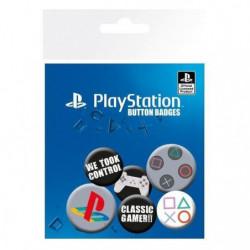 6 Pin's GB Eye Playstation Classic