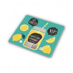 TERRAILLON Balance culinaire T1040 Détox Green - LCD - Tare