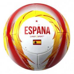 CHRONOSPORT Ballon de football Espagne - Taille 5