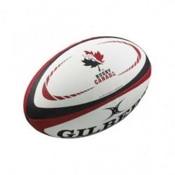 GILBERT Ballon de rugby REPLICA - Taille 5 - Canada