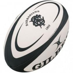 GILBERT Ballon de rugby REPLICA - Barbarians - Taille 5