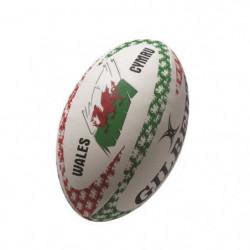 GILBERT Ballon de rugby MASCOTTES - Pays de Galles Land of m