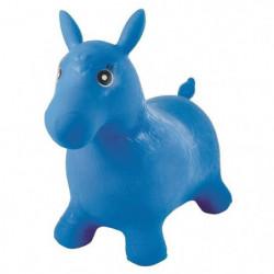 LEXIBOOK - Cheval sauteur gonflable Bleu - Mixte - A partir