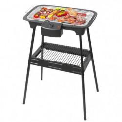 TRIOMPH ETF1526 Barbecue électrique sur pieds - Noir