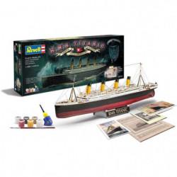 REVELL Maquette Bateaux 100 ans du Titanic (Edition spec 057