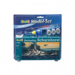 REVELL Model-Set Battleship Scharnhorst - Maquette