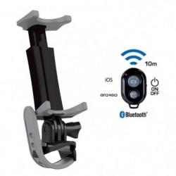 TSLOUTDOOR Juste Smile Bluetooth Accessoire a Selfie Adaptab