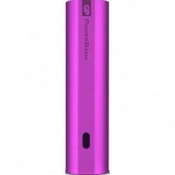 Batterie de secours Rose Compact 3 000 mAh - GP Batteries