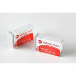 2 x batteries EN-EL24, ENEL24 pour Nikon 1 J5 - MP EXTRA