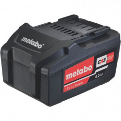 METABO  Batterie 18 V, 4,0 Ah, Li-Power