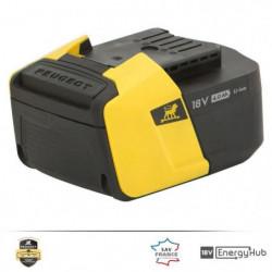 PEUGEOT Batterie 4,0 Ah - Energyhub - 18V40  -18 V - Lithium