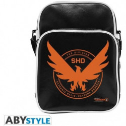 Sac Besace The Division - Embleme - Vinyle Petit - ABYstyle