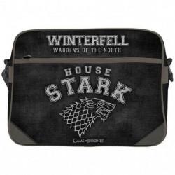 Sac besace full print Game Of Thrones - Maison Stark - Vinyl