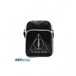 Sac Besace Harry Potter - Reliques - Vinyle Petit Format - A