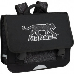 AIRNESS Cartable 41 cm Noir