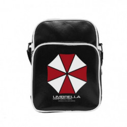 Sac Besace Resident Evil - Umbrella Corp - Vinyle Petit Form