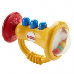 FISHER PRICE - Trompette Hochet - Anneau de Dentition