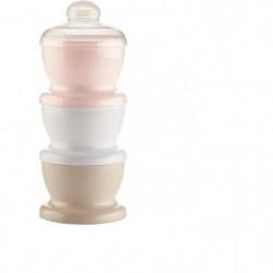 THERMOBABY Boite transport de lait - Rose poudré