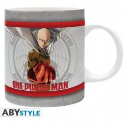 Mug One Punch Man - 320 ml - Héros - subli - avec boîte - AB