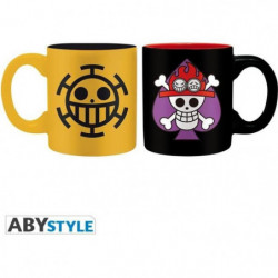 Set de 2 mugs One Punch Man - 2 mugs a espresso - 110 ml - A