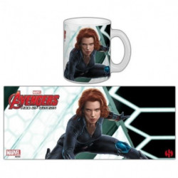 Mug Marvel - Avengers L'ere d'Ultron: Black Widow