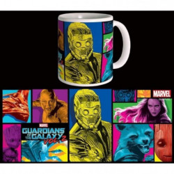 Mug Marvel - Les Gardiens de la Galaxie: Colors