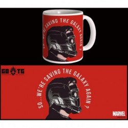 Mug Marvel - Les Gardiens de la Galaxie: So... We're saving