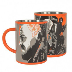 Mug en acier Call of Duty Black Ops 4