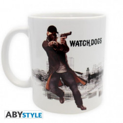 Mug Watch Dogs: Aiden tir