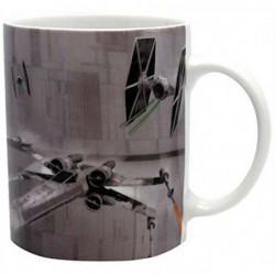 Mug Star Wars - 320 ml - X-Wing VS Tie Fighter- avec boîte -