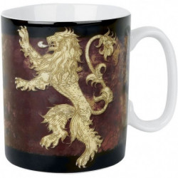 Mug Games Of Thrones - Mug - 460 ml - Lannister - porcelaine