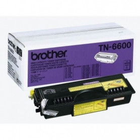 BROTHER - Toner TN6600 - Noir - 6 000 pages