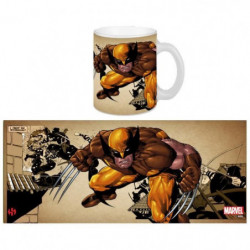 Mug Wolverine Brown