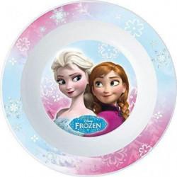 Fun House Disney Reine des Neiges bol micro-ondable pour enf