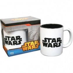 STAR WARS Mug Céramique Logo SW Noir