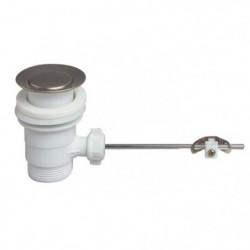 WIRQUIN Bonde de lavabo sans tirette SP201X - Plastique