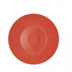 WIRQUIN Bouchon universel 2-en-1 Uppy - Ø 110 - Rouge