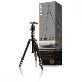 CAMLINK CL-TPPRE23-BL Trépied Premium Appareil-photo/vidéo