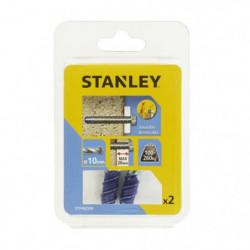 STANLEY Kit de 2 boulons ultra ø10x75 mm STF46009-XJ