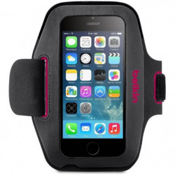 BELKIN  SportFit Brassard - Néoprene - iPhone 6/6S - Gris /