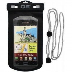 OVERBOARD Etui Étanche pour Téléphone Compatible avec Iphone