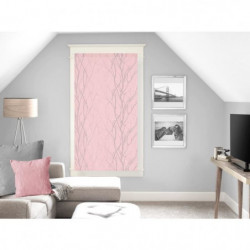 SOLEIL D'OCRE Brise bise Liane 60x120 cm - Rose