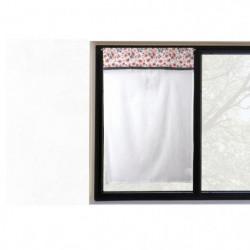 SOLEIL D'OCRE Brise bise Rose 45x90cm - 100% coton - imprimé