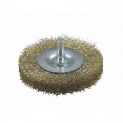 BOSCH Brosse circulaire a fils laitonnés - Ø 75 mm