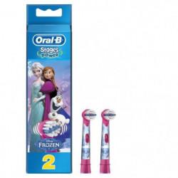 Oral-B Stages Power Brossettes de rechange avec les personna