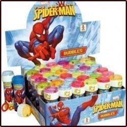 DULCOP Tube Bulles a savon Spider Man - 60ml