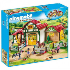 PLAYMOBIL 6926 - Country - Club d'équitation