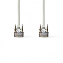 Cable Réseau Cat 5e SF-UTP   RJ45 Male - RJ45 Male   5,0 m  