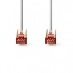 Cable Réseau Cat 6 S-FTP   RJ45 Male - RJ45 Male   1,5 m   G