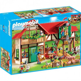 PLAYMOBIL 6120 - Country - Grande ferme